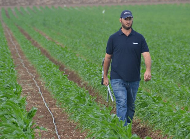 Netafim irrigation company - by farmers, for farmers